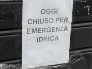 emergenza idricaMessina