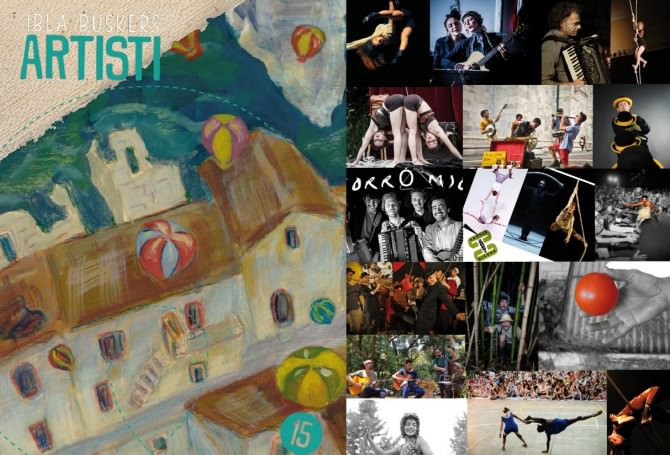 ibla buskers collage 2015