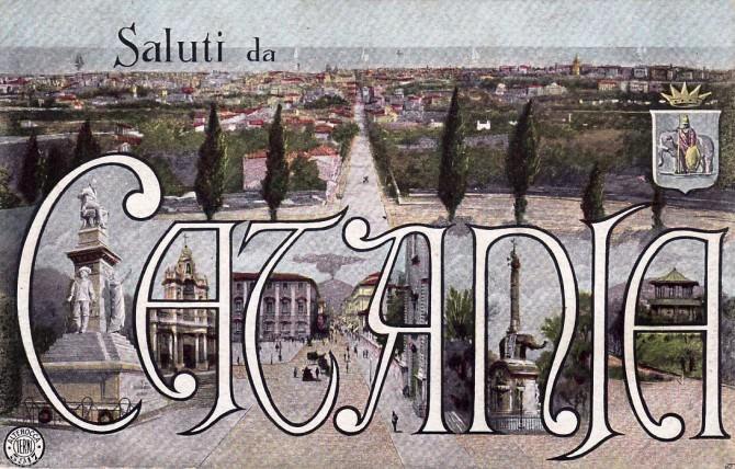 saluti catania 1900