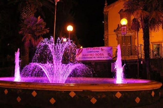 Fontana Villa Comunale di Belpasso