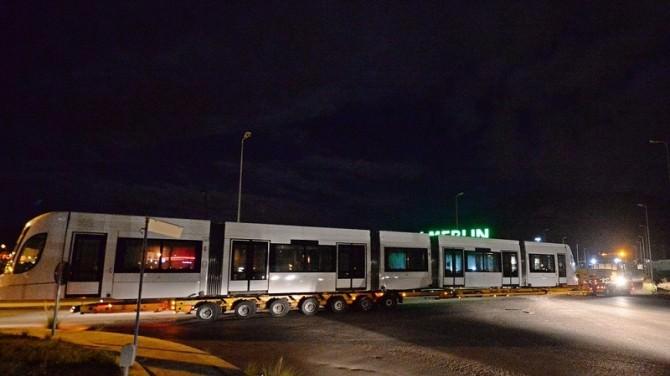 Tram deposito Leonardo Da Vinci