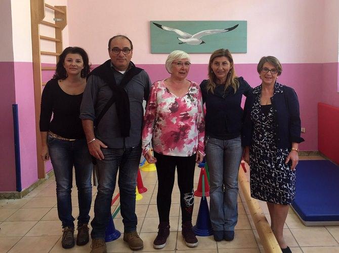 Scuola elementare Lampedusa