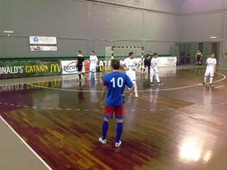 Catania Calcio a 5 Cisternino 7 novembre 2015