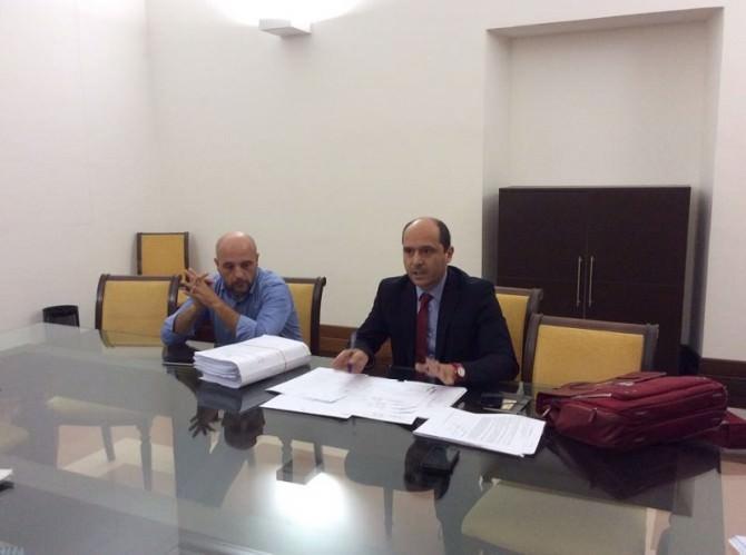 Conferenza bilancio Paternò