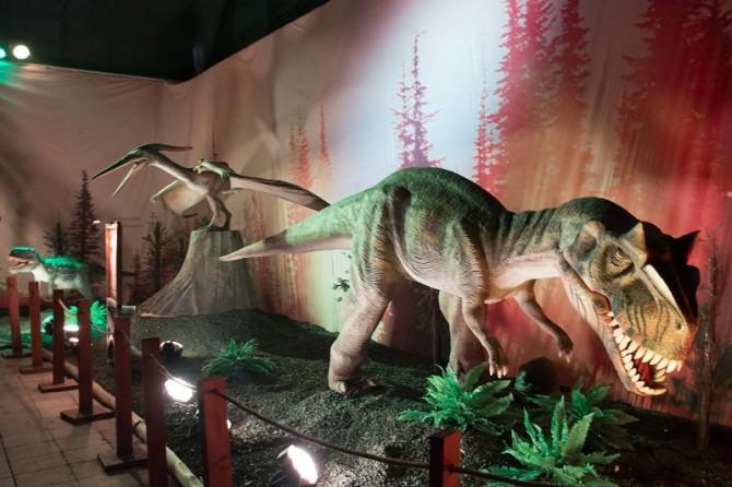 Days of the Dynosaur