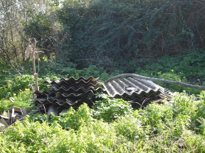 Eternit e rifiuti tossici nel Parco Monte Po