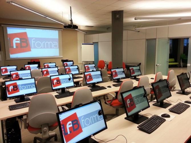 Aula didattica Labforma