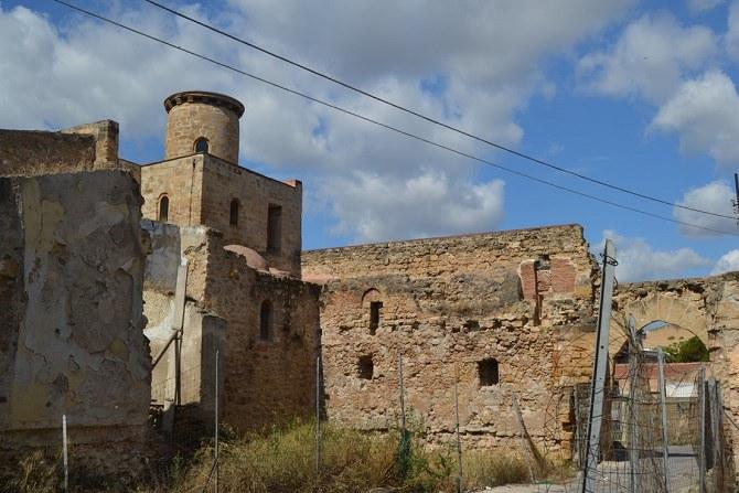 Castello di maredolce vince premio scarpa 2015 omaggio for Planimetrie del palazzo mediterraneo