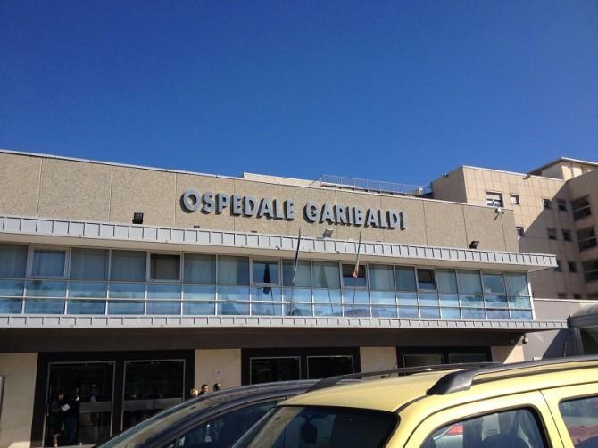 Ospedale Garibaldi Catania 4 novembre 2015