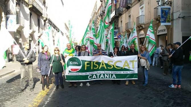 Protesta contro Federdistribuzione_1