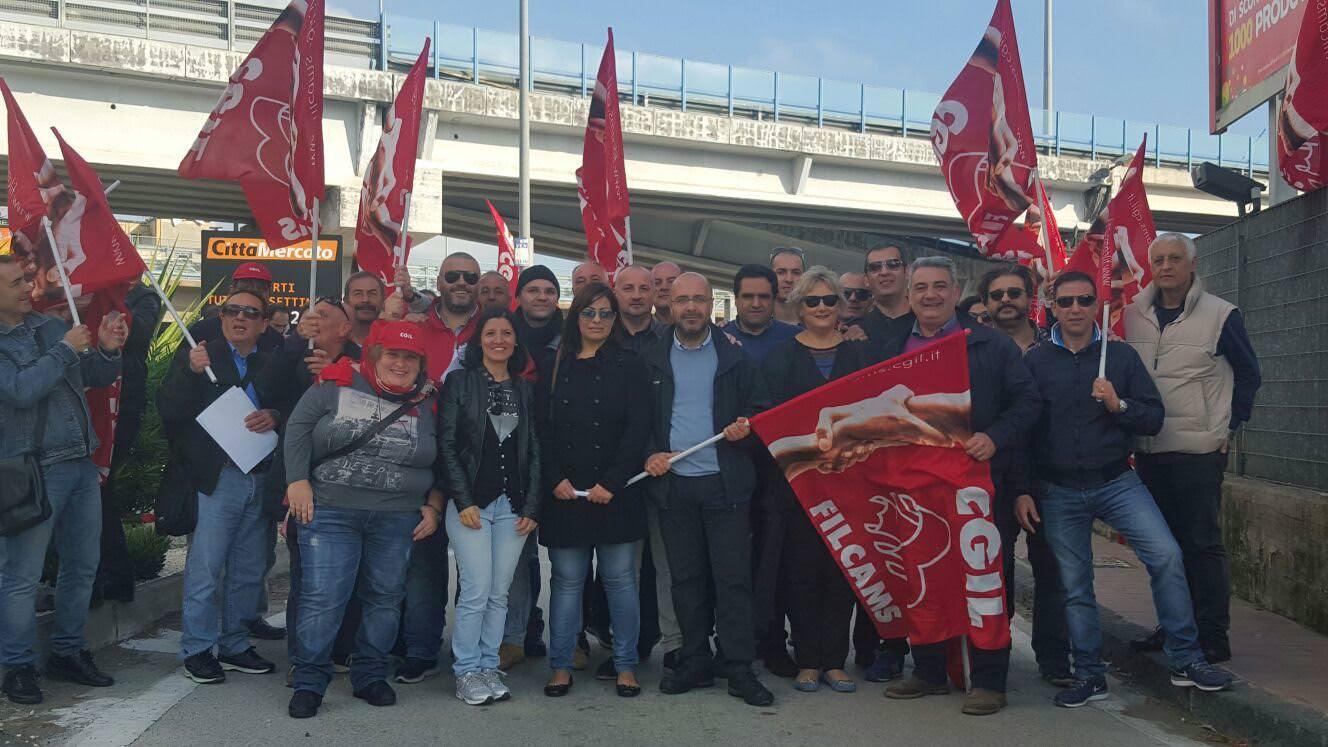Protesta contro Federdistribuzione_2