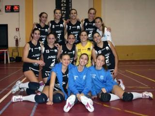 Saracena Volley 2 novembre 2015