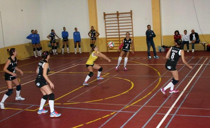 Saracena volley 5 novembre 2015
