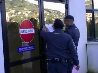 Sequestro locali Umberto I