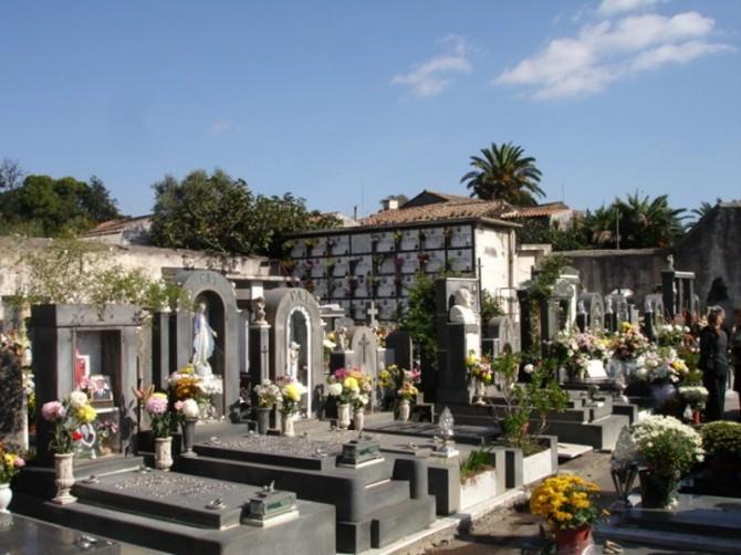 cimitero di Catania