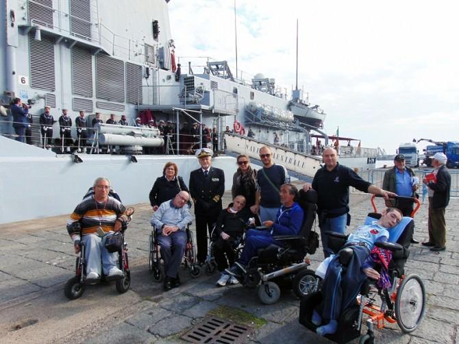 volontariato marina militare