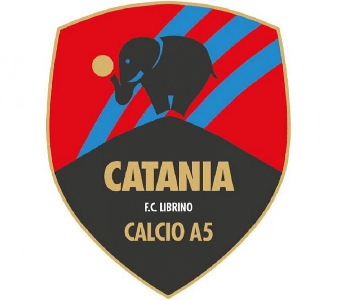 logo originale catania calcio a 5