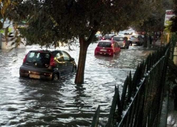 maltempo a Palermo