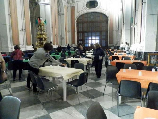 pranzo s.elisabetta d'ungheria