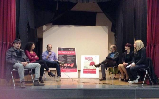 presentazione rassegna teatrale