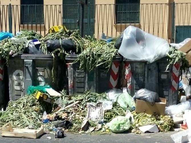 urbana gestione spazzatura