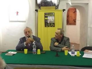Sergio Staino e Filippo Giurbino