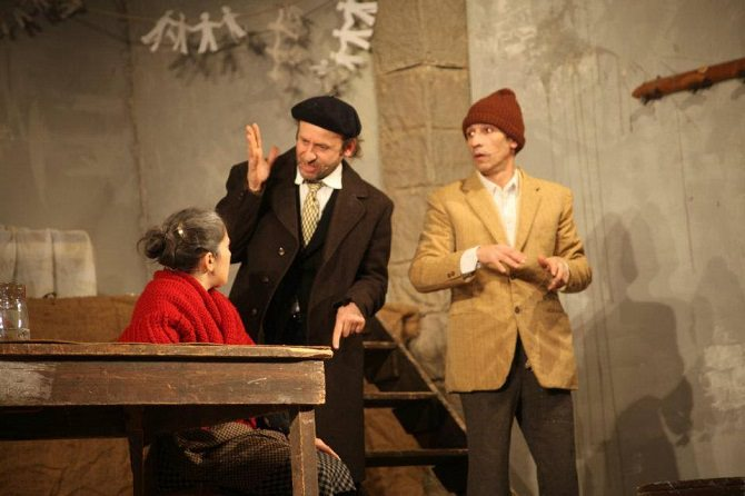 La compagnia teatrale Antidoto il 3 gennaio sarà al teatro Nicolaj di Calamonaci