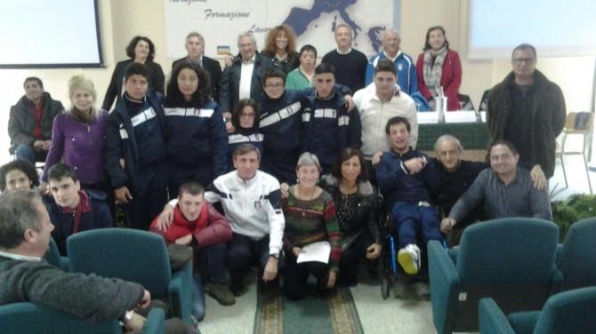 Torneo di calcio a 5 fra in-formazione e presentazione, cultura e sport