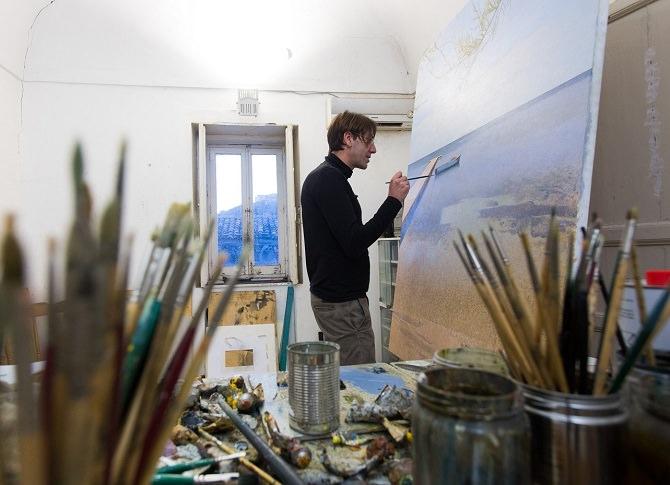 Modica dedica una mostra al pittore siciliano Giuseppe Colombo
