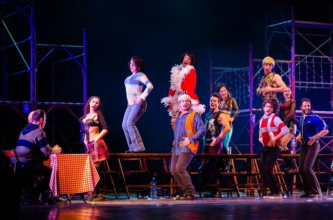 Debutta a Catania il musical RENT: l'opera-rock vent'anni dopo