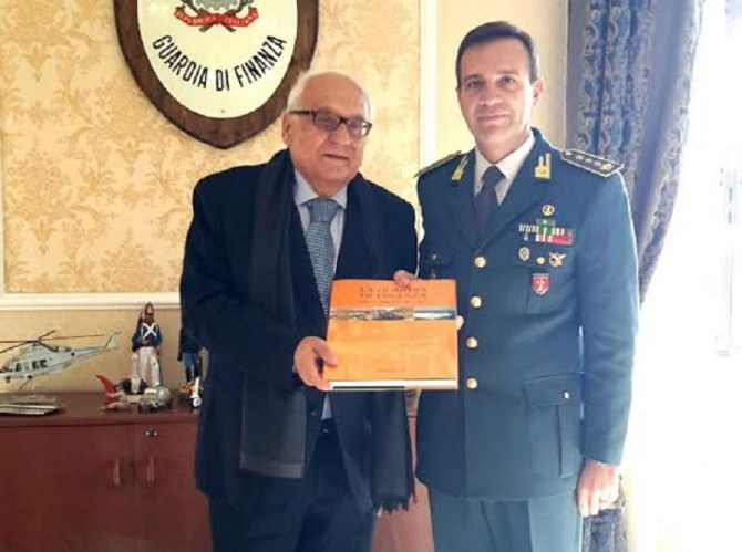 Alfio Scuto e Roberto Manna