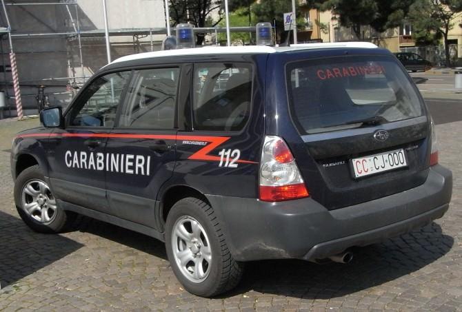Carabinieri_subaru_2009