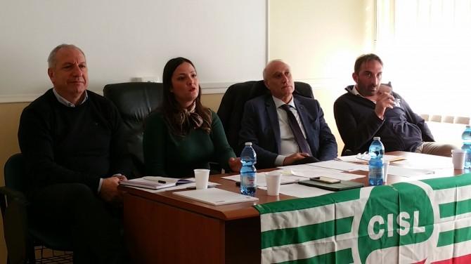 Maurizio Attanasio, Rosaria Rotolo, Mimmo Milazzo, Rosario Pappalardo.