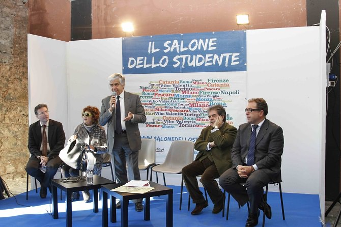 Conferenza Salone dello studente Catania