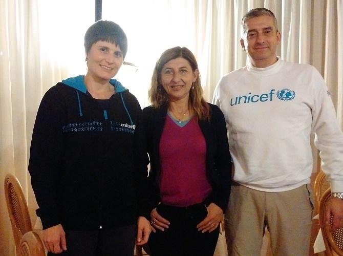 Lampedusa, Samantha Cristoforetti fa visita all'isola