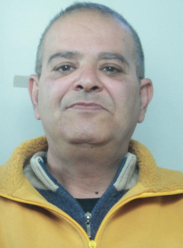 Carmelo Di Mauro, 50 anni