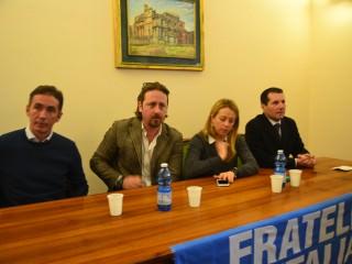 Il ritorno del figliol prodigo: Manlio Messina  torna a Fratelli d'Italia