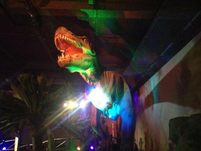 """Days of Dinosaur"": studiare senza libri"