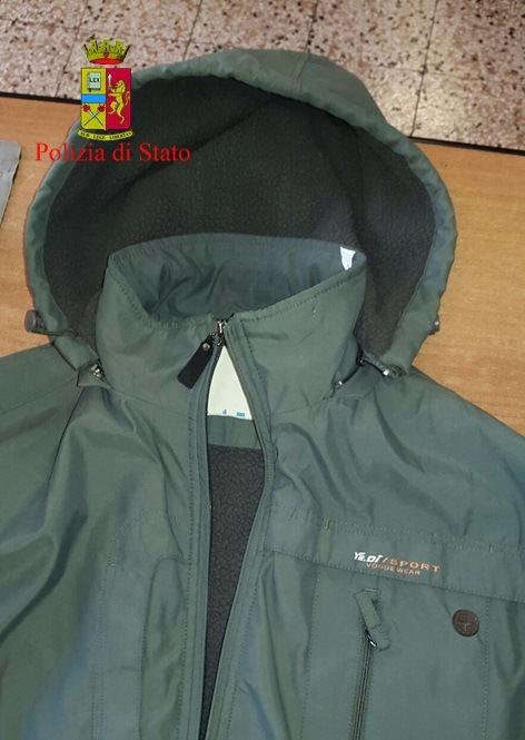 La giacca che ha incriminato Di Mauro