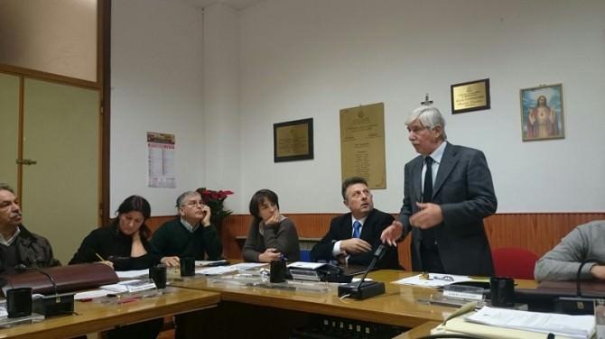 Consiglio straordinario Palermo