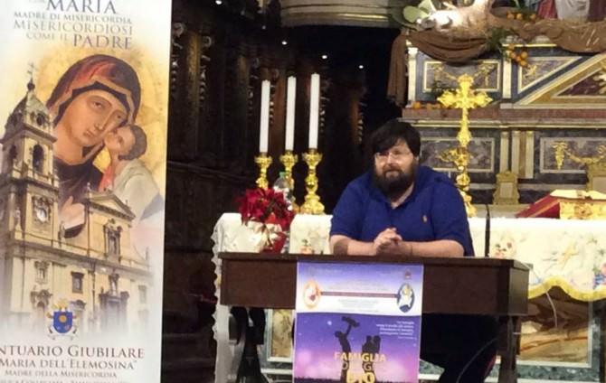 Mario Adinolfi a Biancavilla, Aborto e matrimonio omosessuale sono falsi miti