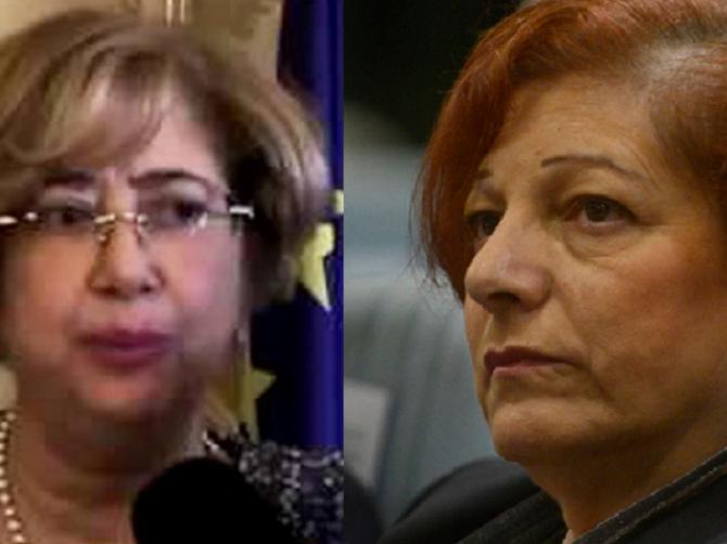 Maria Carmela Librizzi e Antonella De Miro
