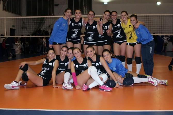 Saracena Volley 7 dicembre 2015