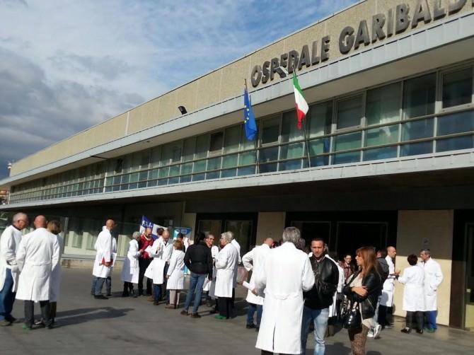 Scipero Garibaldi medici