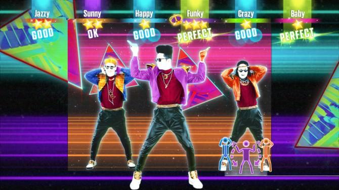 Screenshot Just Dance 2016