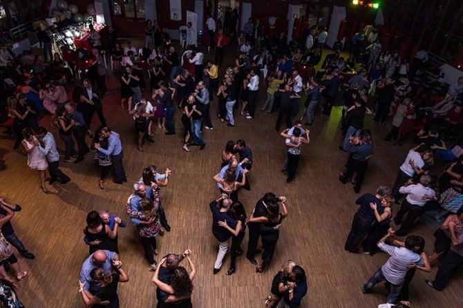 V Tango delle feste