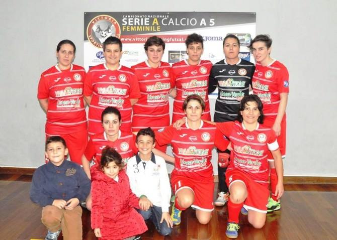 Vittoria Sporting Futsal 15 dicembre 2015