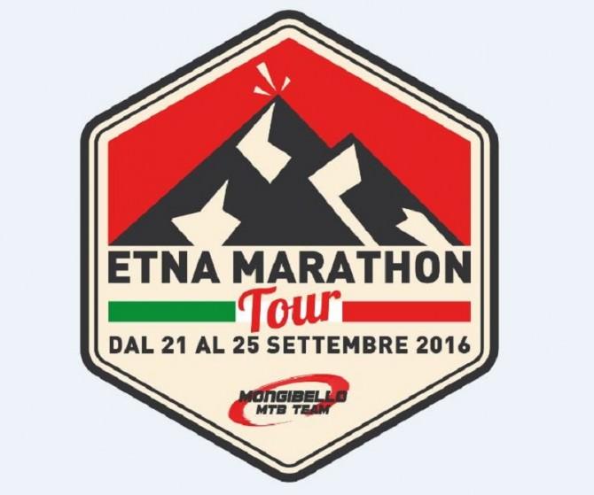 Etna Marathon Tour logo