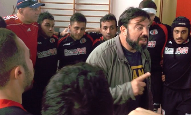 in foto coach ezio vittorio