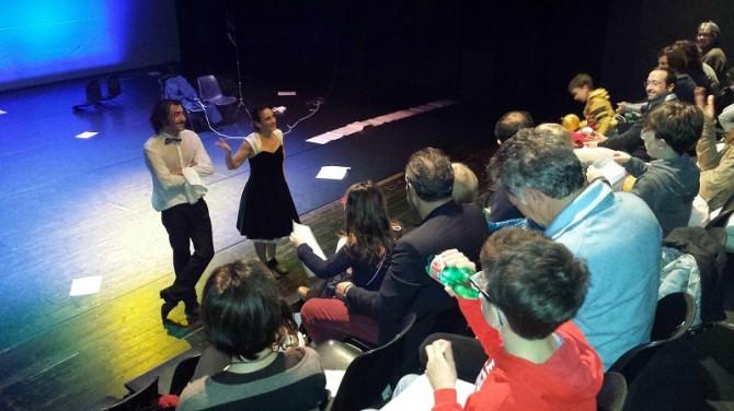 """Catania, successo per """"Pierino e il lupo"""" la favola musicale a Scenario Pubblico"""